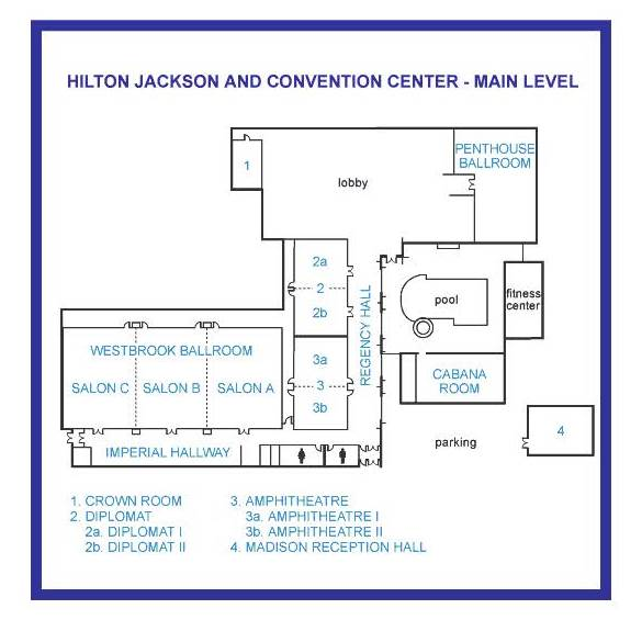 Conference Meeting Rooms Floor Plan