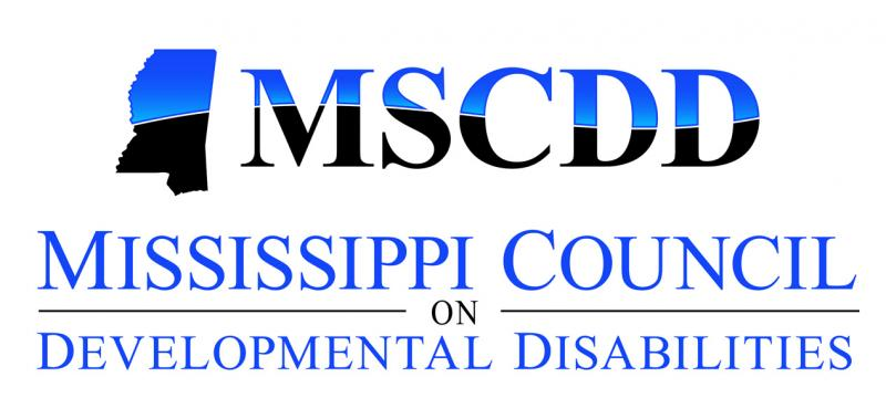 MS Council on Developmental Disabilities logo